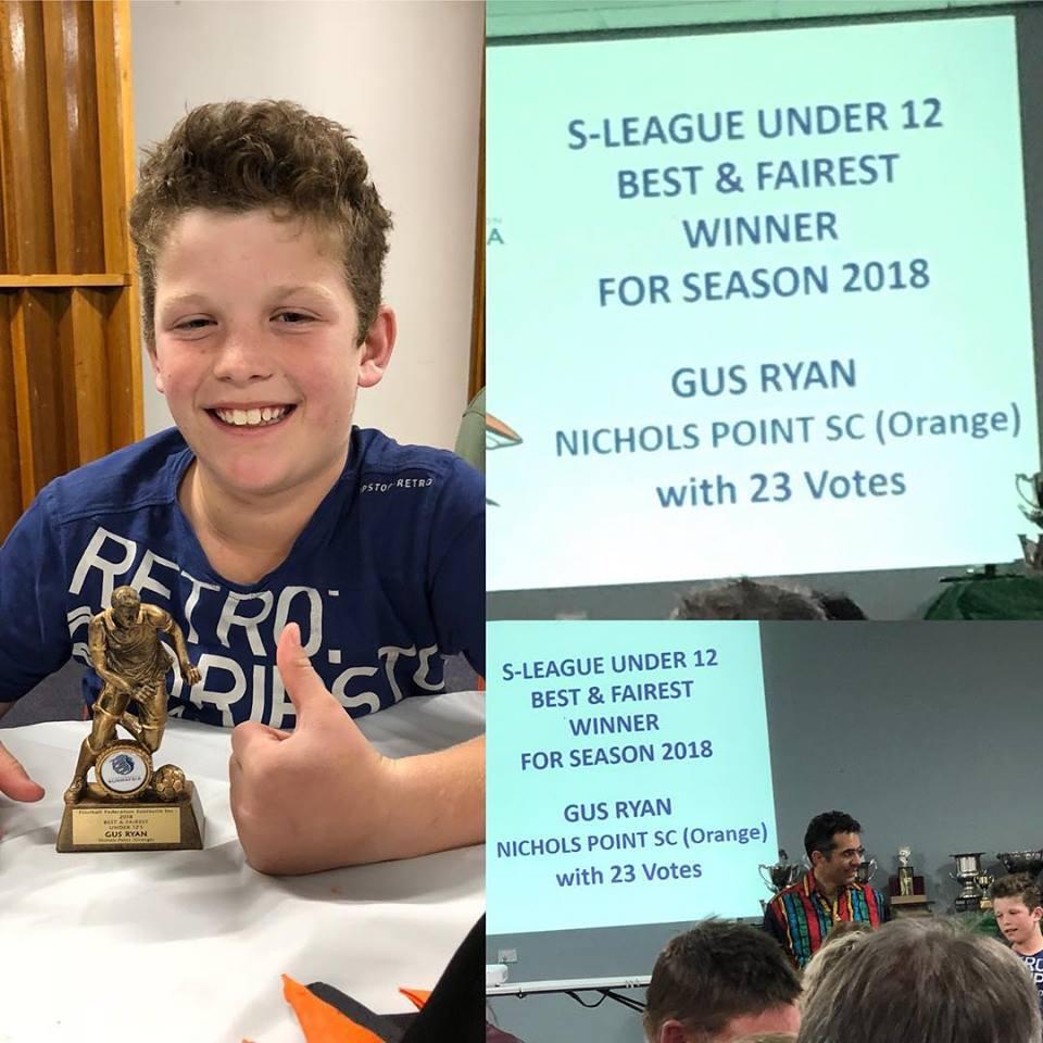 NPFC Picks Up Awards On S League Awards Night